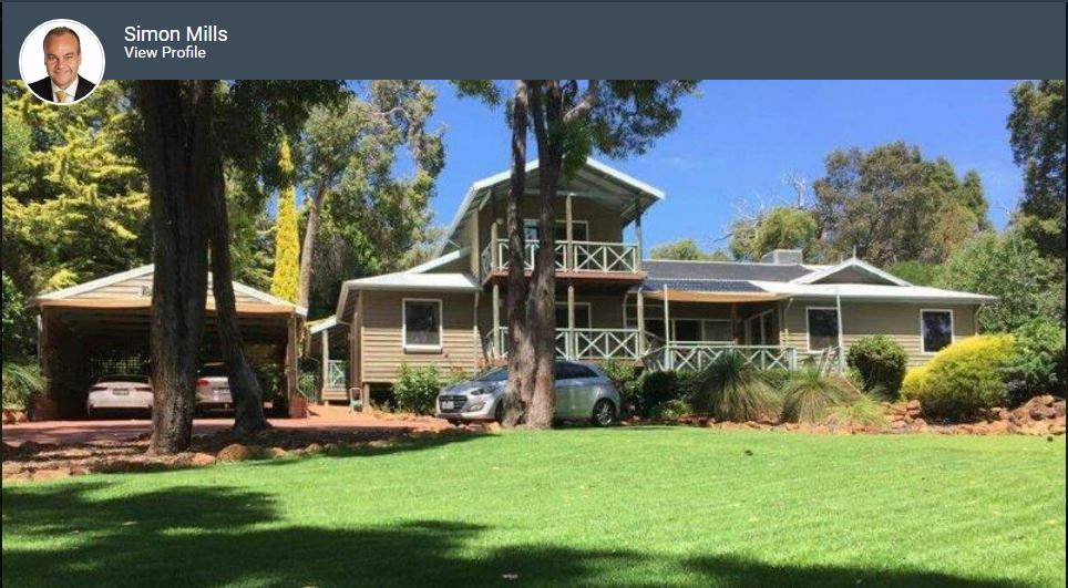 22 Valley Road, Kalamunda, WA 6076 sold buy rent invest high wycombe kalamunda hills top agent